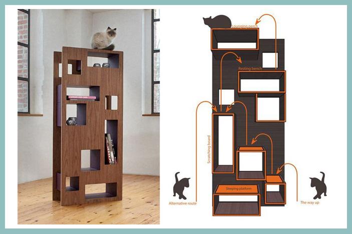 des meubles pas si b tes pour nos amis les b tes home. Black Bedroom Furniture Sets. Home Design Ideas