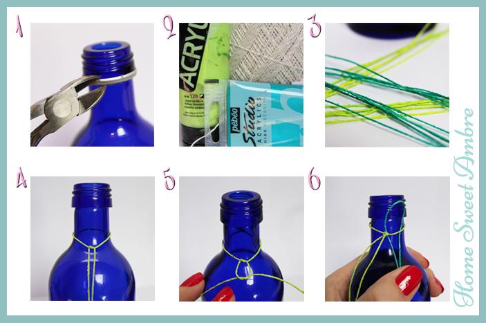 vase recyclé pour macramé branché 2