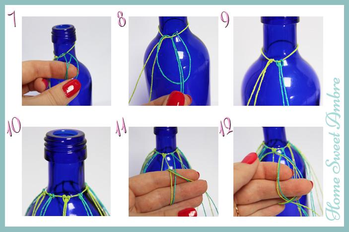 vase recyclé pour macramé branché 3