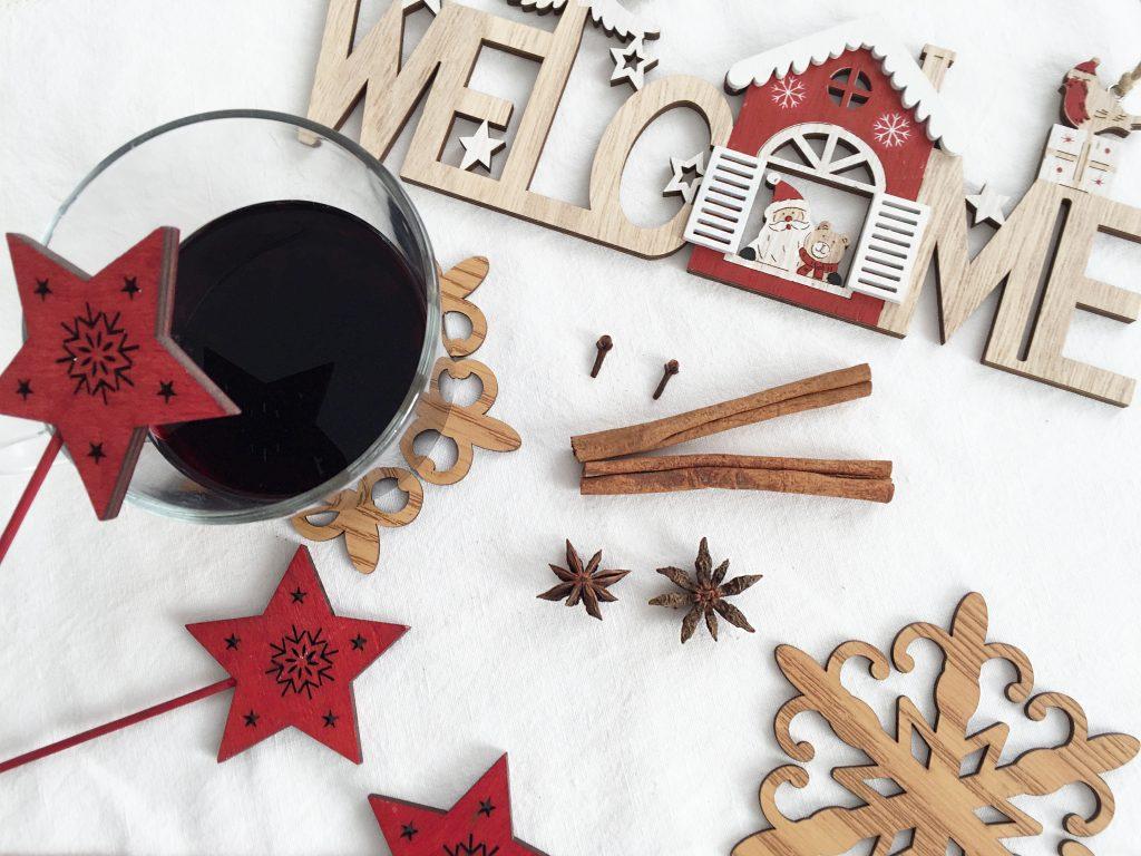 vin chaud épicés homesweetambre la recette