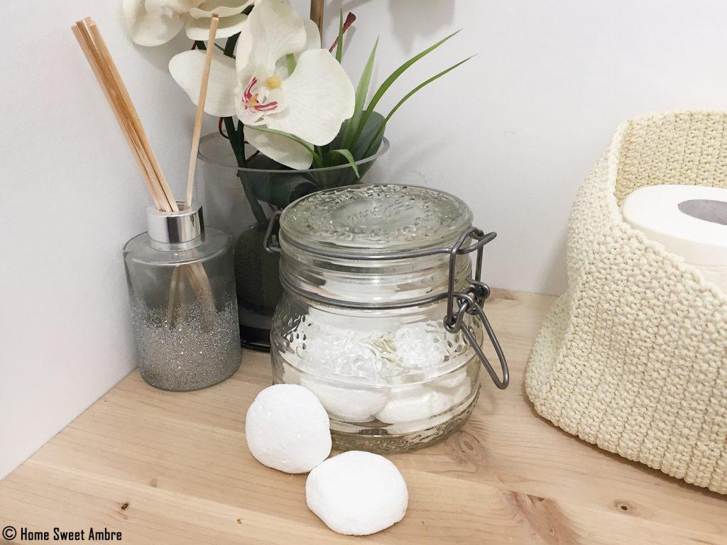 Pastilles parfumées pour WC - par Home Sweet Ambre