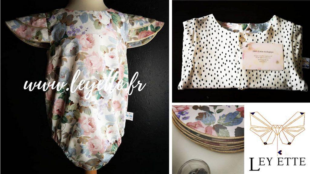 Confection Ley Ette, vêtements pour bébés