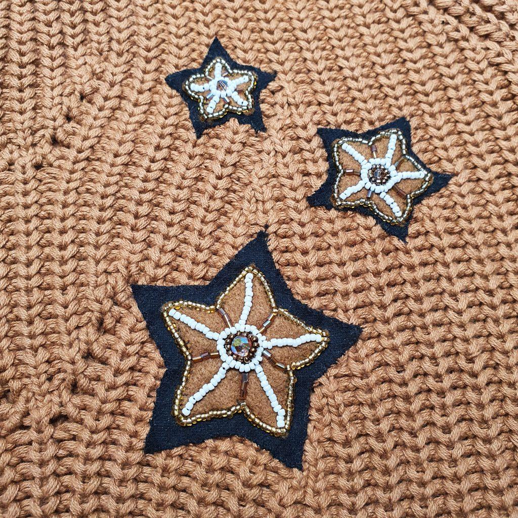 Patchs étoiles