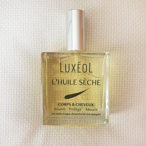 Nourrire protéger et adoucir sa peau avec l'huile sèche Luxéol